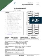 184 Pin+Ddr1+Pc3200+Ddr Sdram+Module