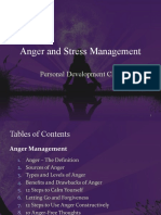 Anger and Stress Management