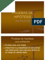PRUEBAS DE HIPOTESIS 2