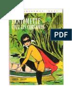 Fantomette Chez Les Corsaires Georges Chaulet