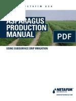 Asparagus Production Manual[1]