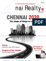 Chennai Realty Vol 1 Issue 1