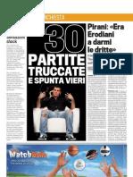 La Gazzetta Dello Sport 08-06-2011