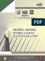 17.Model-Model Pembelajaran Matematika SMP