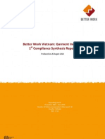 Better Work Vietnam - 1st Compliance Synthesis Report