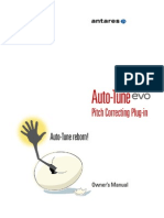 ATEvo Manual
