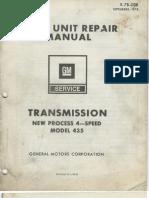 NP435 Repair Manual