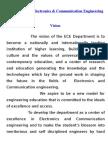Vision & Mission of Ece Dept