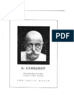 Louise March - G. Gurdjieff - Ein Hinweis Auf Sein Leben Und Werk