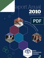 Raport 2010 FRR