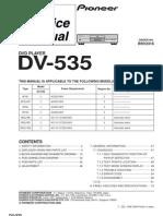Pioneer Dv 535