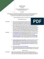 Peraturan Menteri Keuangan Nomor 57_pmk.03_2010