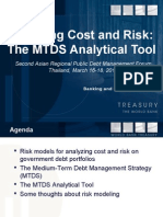 Analyzing Cost and Risk