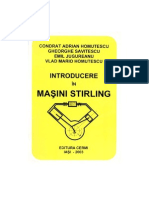 eBook Introduce Re in Masini Stirling - Homutescu - Introduction in Stirling Machines (in Romanian)