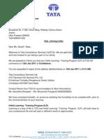 DT20100670027 Joining Letter