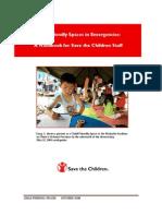 Handbook-Child Friendly Spaces in Emergencies