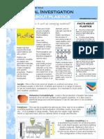 EXAMPLE Information Page of Plastics