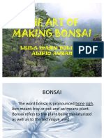 The Art of Making Bonsai 2