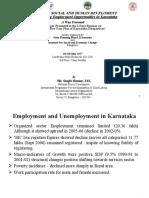 Employment_ Unemployment in Karnataka Without Photoes