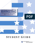 Marketing Course Guide