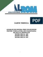 56784769 Carte Tehnica Aparate de Sudura