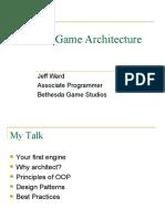 Intro to Architecture