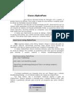 Apostila 09 Estudo Sobre a Classe JOptionPane Documento PDF