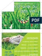 Gnis Guide Tapis Vert