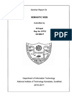 Semantic Web Report