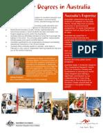 Graduate Programs in Australia