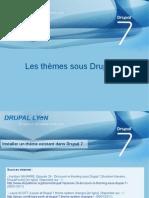 Drupal Lyon - Drupal 7 - Themes