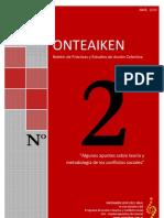 Boletín Onteaiken 2