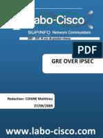 Labocisco 2009 GRE Over Ipsec