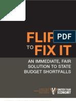 Flip It to Fix It Report