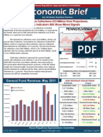 June 2011 Economic Brief
