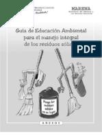 Guia Educacion Ambiental Manejo Residuos Solidos Anexos