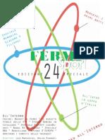 Prima Pagina Fermi Sport 24 Celebrativo
