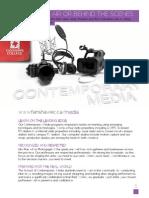 Contemporary Media Cluster