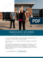 Grad Studies Cluster