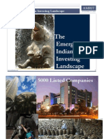 39598959 the Emerging Indian Investing Landcape Amitabh Singhi