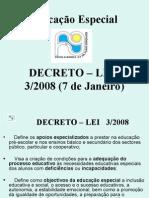 Decreto Lei 3-2008