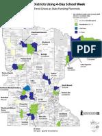 Minnesota School Districts Using 4-Day School Week