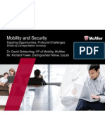 McAfee Mobility&Security