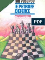 The Petroff Defence - Yusupov