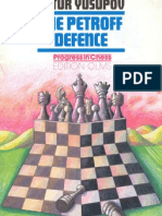 The Petroff Defence - Yusupov