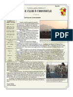 May Newsletter-Issue 6