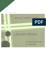 Glass Music