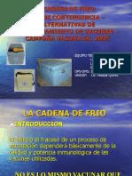 Plan contingencia cadena de frio-campaña SR-2005