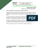 Boletín_Número_3061_Vía Pública