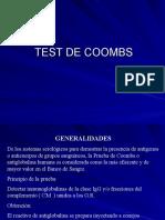Test de Coombs